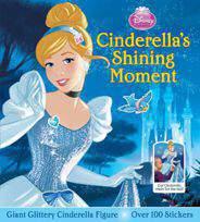 Disney Princess Cinderellas Shining Moment Disney Princess FoldOut Figure