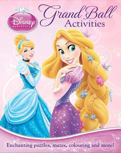 Disney Princess Grand Ball Activities