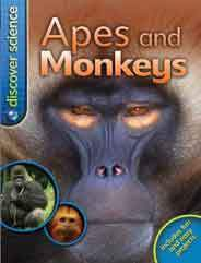 Disover Siene Apes and Monkeys