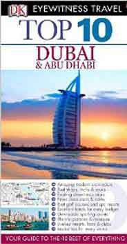 DK Eyewitness Top 10 Travel Guide: Dub and Abu Dhabi