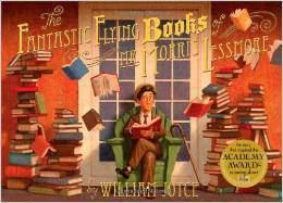 DMS3 The Fantastic Flying Books of Mr Morris Lessmore