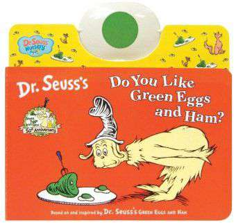 Do You Like Green Eggs and Ham? Dr Seuss Nursery Collection