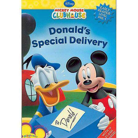 Donalds Special Delivery