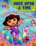 Dora The Exlorer Once Uon A Time