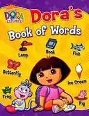 Dora The Explorer: Doras Book of Words