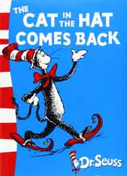 Dr. Seuss The Cat In The Hat Comes Back  -