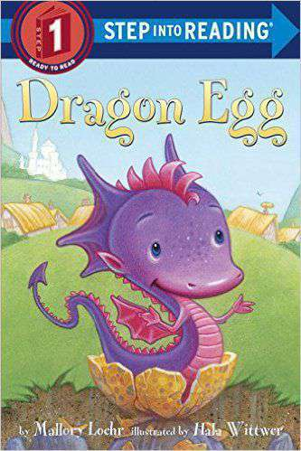Dragon Egg (Step Into Reading - Level 1