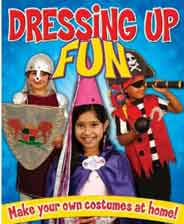 Dressing Up Fun: Make Your Own Costumes at Home Childrens Activity