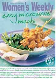 Easy Microwave Meals (The Australian Women's Weekly Essentials)