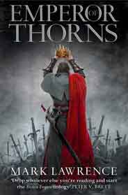 Emperor of Thorns The Broken Empire -