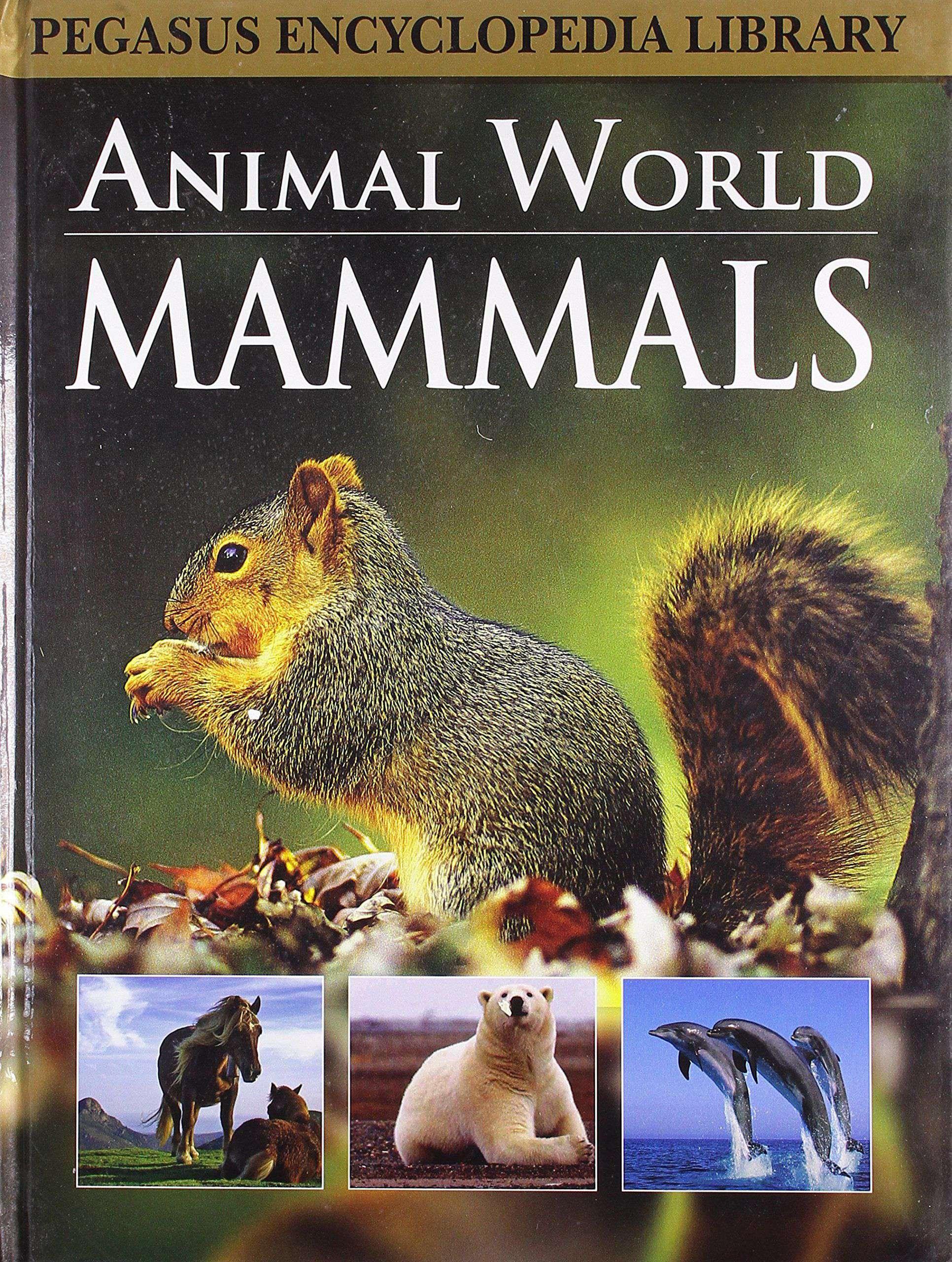 Encyclopedia Library Mammals Animal World -