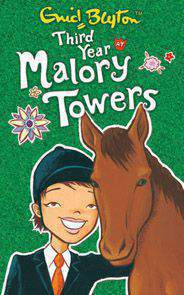 Enid Blyton Third Year Malory Towers 3