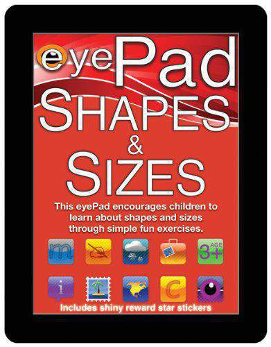 eye Pad Shapes and Sizes