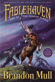 Fablehaven Grip Of The Shadow Plague  -