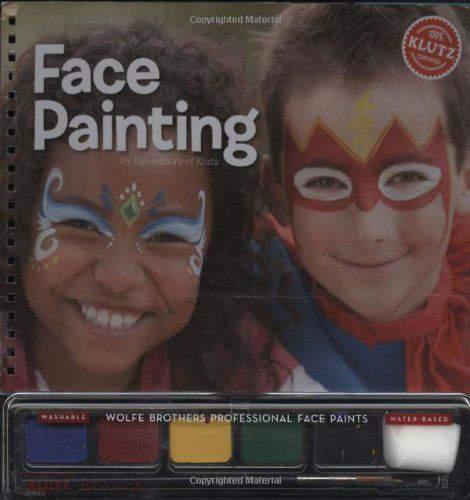 Face Painting Klutz Spiralbound