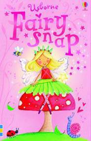 Fairy Snap (Usborne Snap Cards) (Card Games)