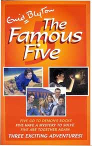 FAMOUS FIVE 1921 BINDUPS