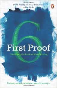 First Proof 6: The Penguin Book Of New Writing