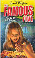 Five Go Off in a Caravan Famous Five