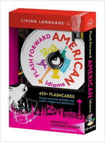 Flash Forward : English American Idioms     With Cd
