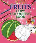 Fruits Copy Colouring Book