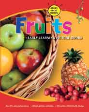 Fruits: Early Learning Picture Books -