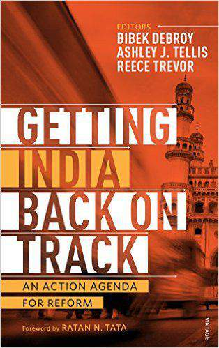 Getting India Back on Track  An Action Agenda for ReforM