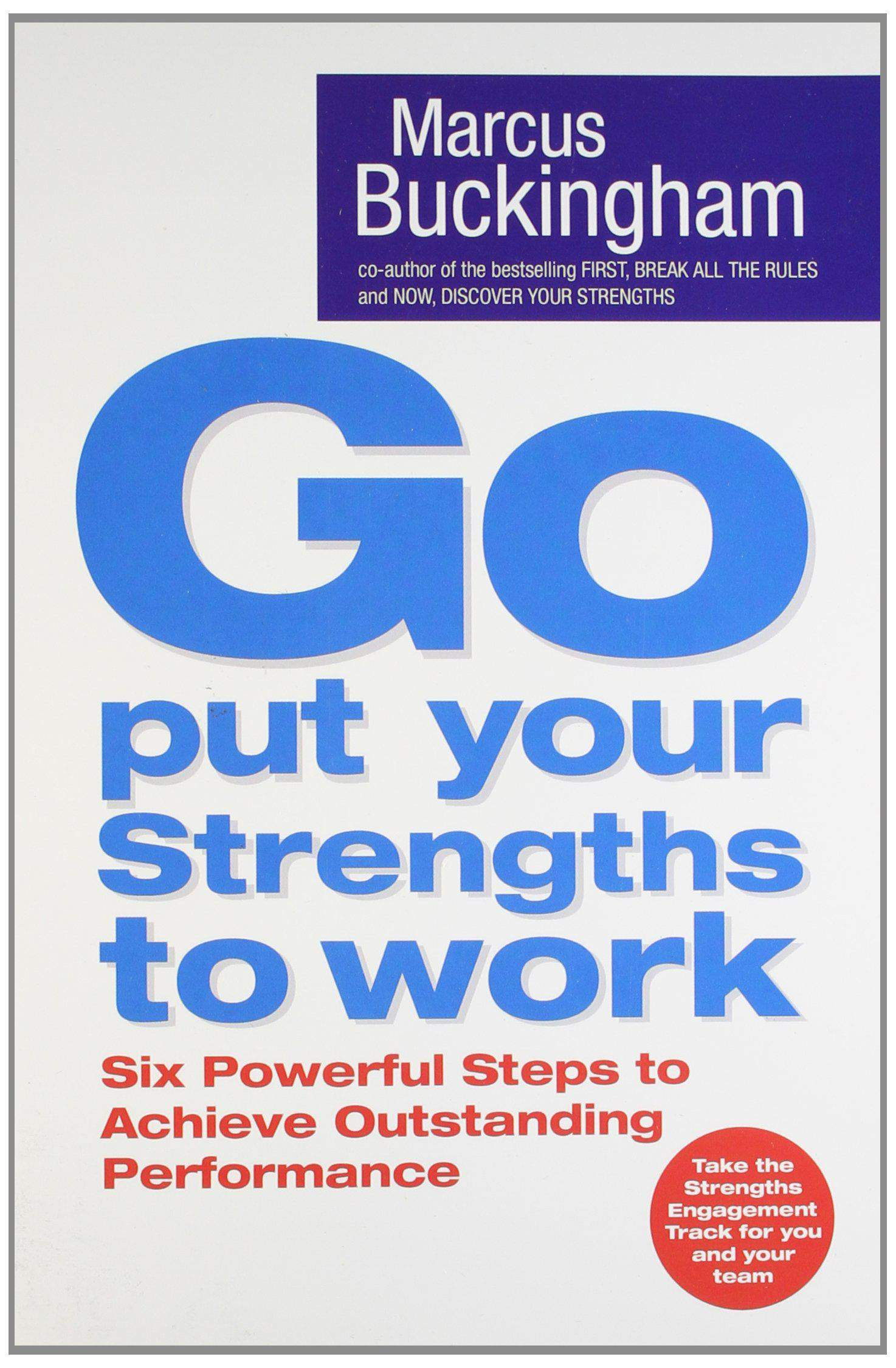 Go Put Your Strenghts To Work