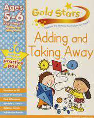 Gold Stars Super book of Addition and Subtraction PB