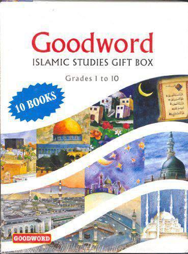Goodword Islamic Studies Gift Box 10 Books