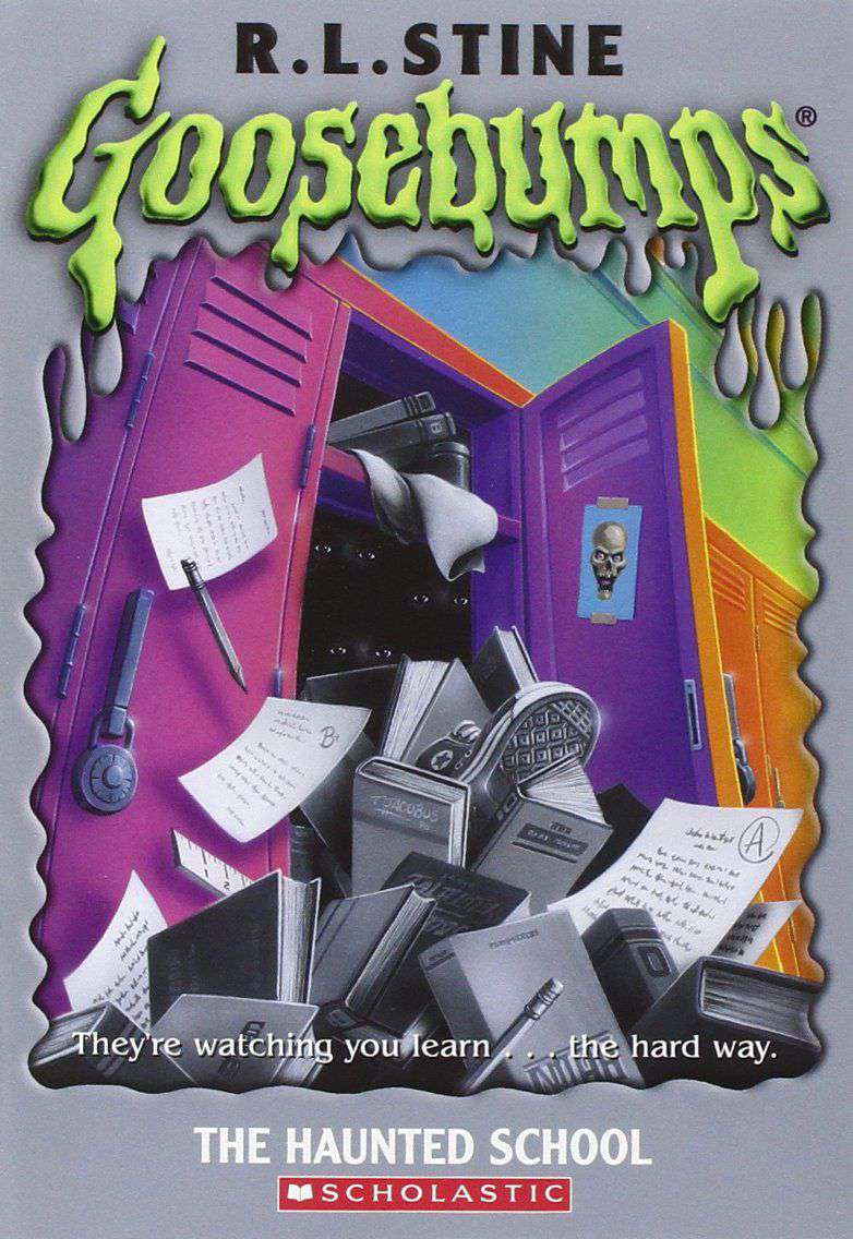 Goosebumps 59 The Haunted School