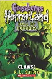 Goosebumps Hall of Horrors 1 Claws