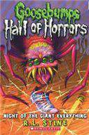 Goosebumps Hall of Horrors 2 Night of the Giant Everything