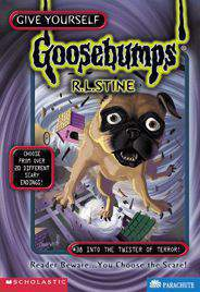 Goosebumps In To The Twister of Terror English