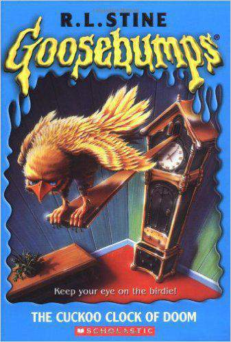 Goosebumps The Cuckoo Clock Of Doom   -