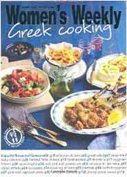 Greek Cooking (The Australian Women's Weekly: New Essentials)