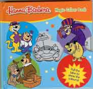 Hanna BarberaMagic Colour Book Code1908/HBMM