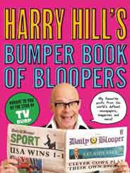Harry Hills Bumper Book of Bloopers