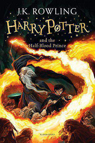 Harry Potter And The Half Blood Prince -