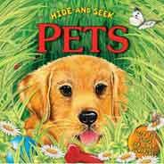Hide and Seek Pets Hide and Seek Kingfisher