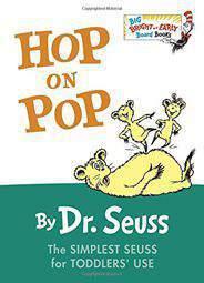 Hop on Pop Big Bright & Early Board Book -
