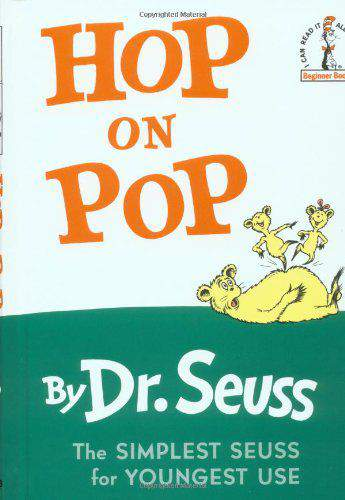 Hop on Pop I Can Read It All By Myself -