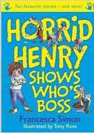 Horrid Henry Shows Whos Boss