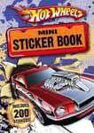 Hot Wheels: Mini Sticker Book