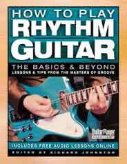 How to Play Rhythm Guitar The Basics and Beyond