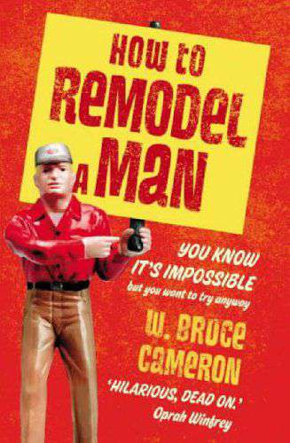 How to Remodel a Man You Know its Impossible But You Want to Try Anyway