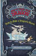 How to Train Your Dragon Book 7 How To Ride A Dragons Storm