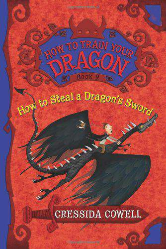 How to Train Your Dragon9 How to Steal a Dragons Sword