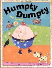 Humpty Dumpy and Friends Nursery Library  -