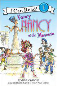 i Can Read 1 Fancy Nancy At The Museum